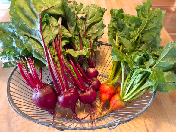 beets in basket