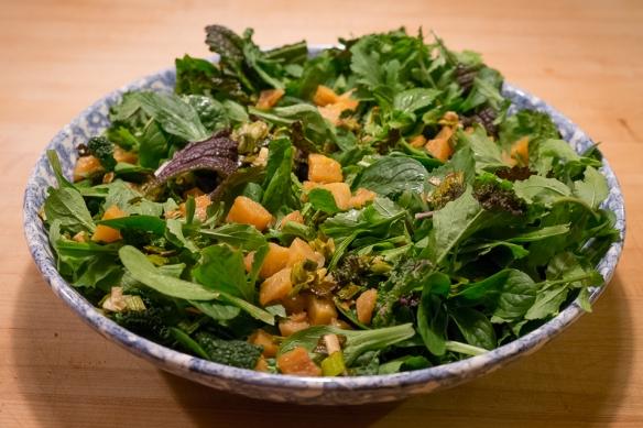 Salad February