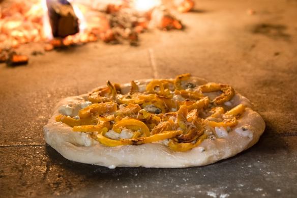 Pizza Delicata Gorg