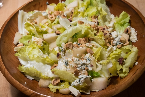 Escarole salad