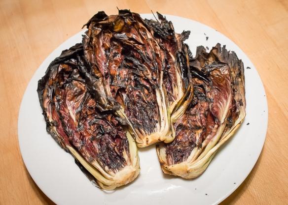 Radicchio grilled