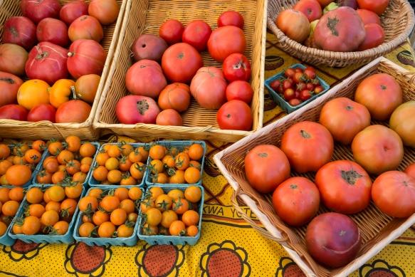 PFM tomatoes
