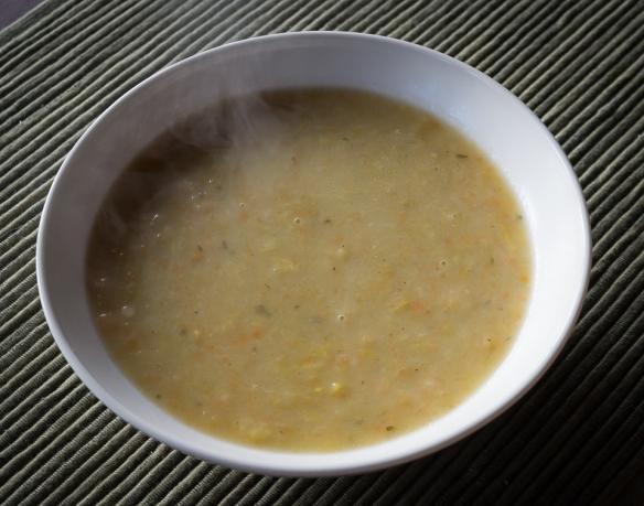 Roots soup
