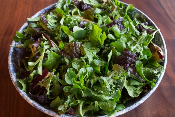 Greens Salad Feb