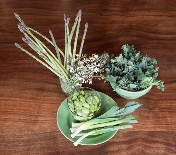 Primavera ingredients