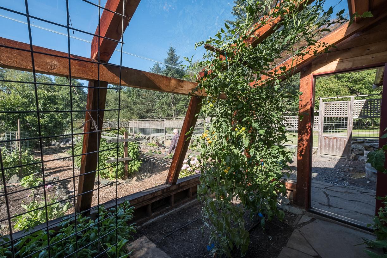 Grimes greenhouse