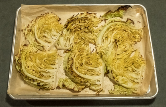 Cabbage cooked sliced 12:18